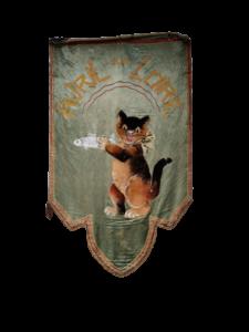 Emblême le chat